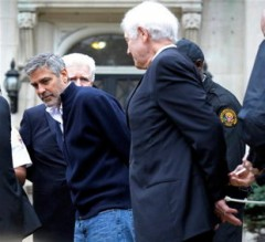George Clooney, Clooney, arresto, vip, gossip, news, sociale