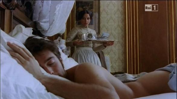 Vittoria Puccini E Rodrigo Guirao Diaz Nudo Hot Nella Fiction